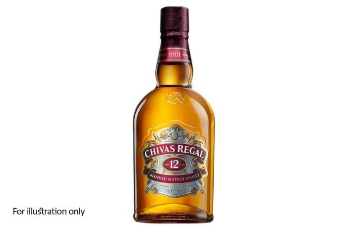 Scottish Blended Whisky -  Chivas Regal 12 Year