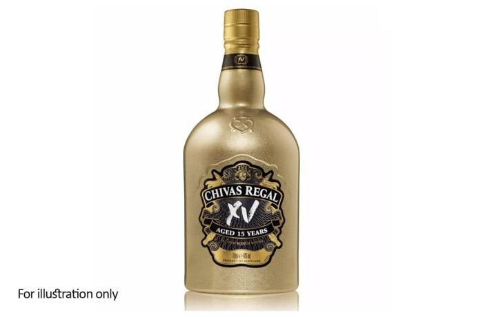 Scottish Blended Whisky -  Chivas Regal 15 Year