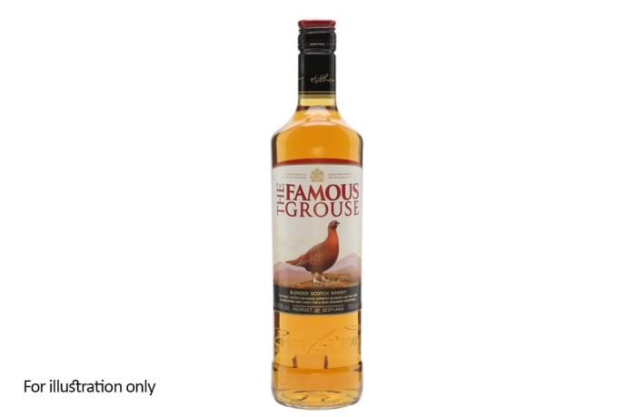 Whisky - Famous Grouse