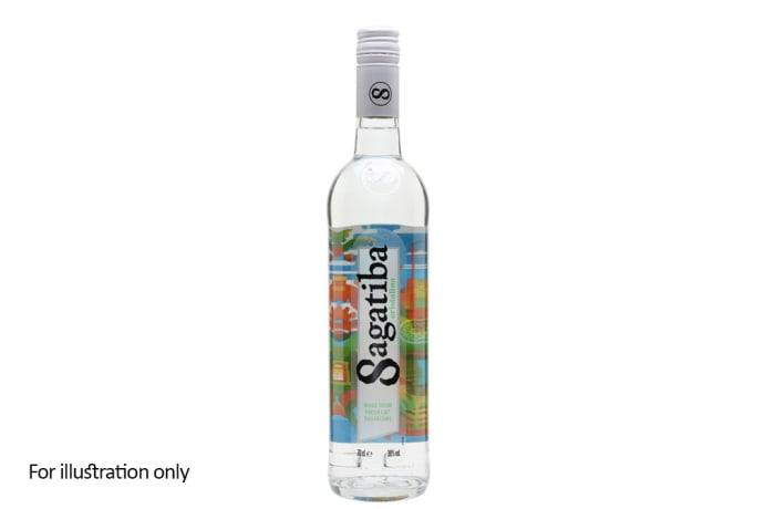 Rum and Other Sugar Spirits -  Sagatiba - 2 Year