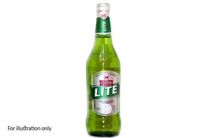 Bottled Lager - Castle Lite