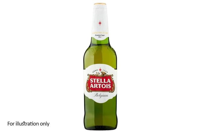 Bottled Lager - Stella Artois