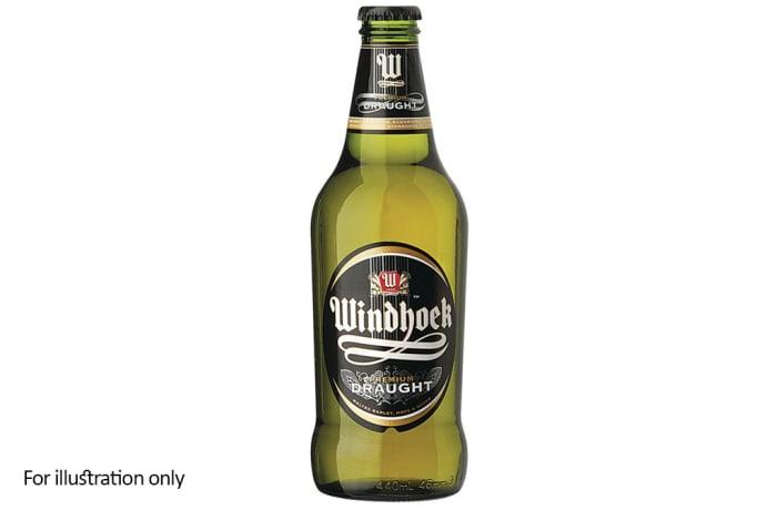 Bottled Lager - Windhoek Draught