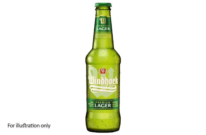Bottled Lager - Windhoek Lager