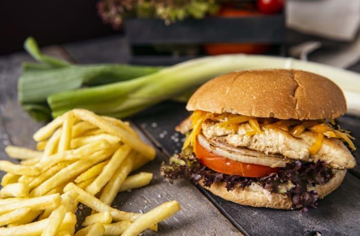 Burgers- Chicken Breast Burger