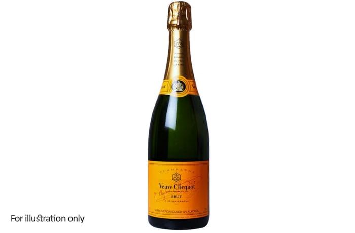 Champagne - France - NV, Veuve Clicquot - Brut