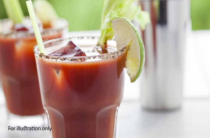 Classic Cocktails - Bloody Mary