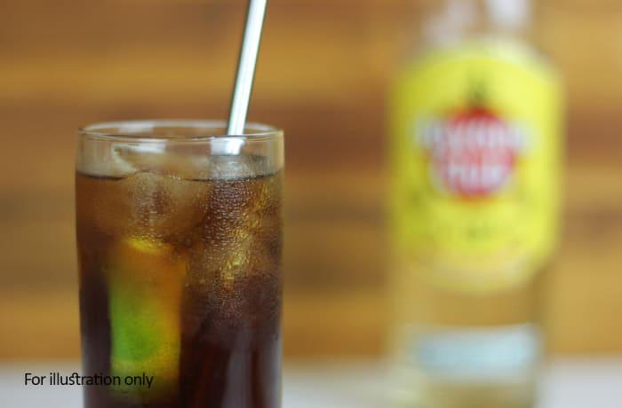 Classic Cocktails - Cuba Libre