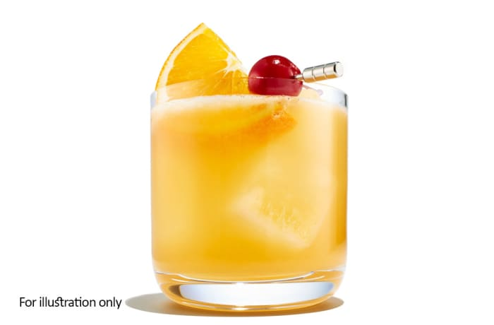 Classic Cocktails - Whisky Sour