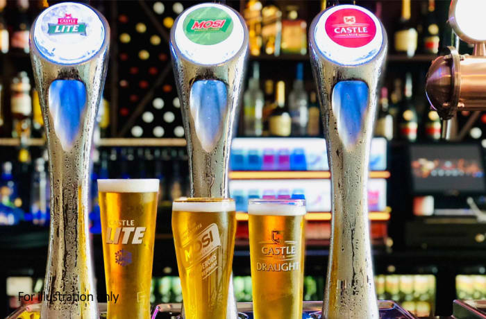 Draught Beer - Mosi Lager