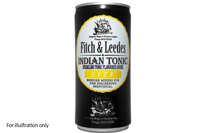 Fitch & Leedes Premium Mixers - Indian Tonic Lite