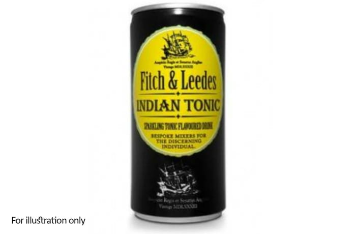 Fitch & Leedes Premium Mixers - Indian Tonic