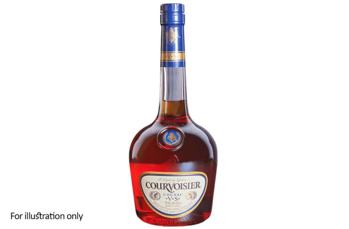 French Cognac - Courvoisier VS