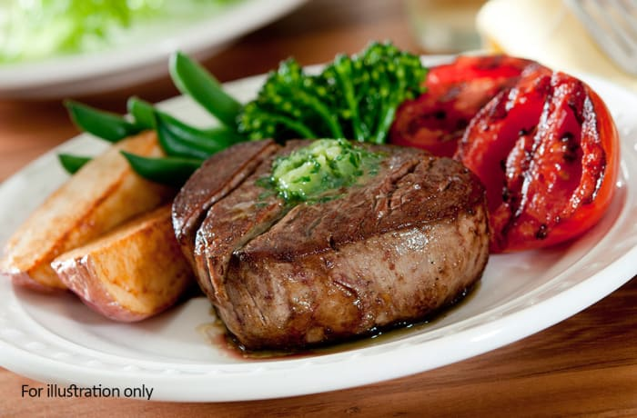 From the Grill - Beef Fillet