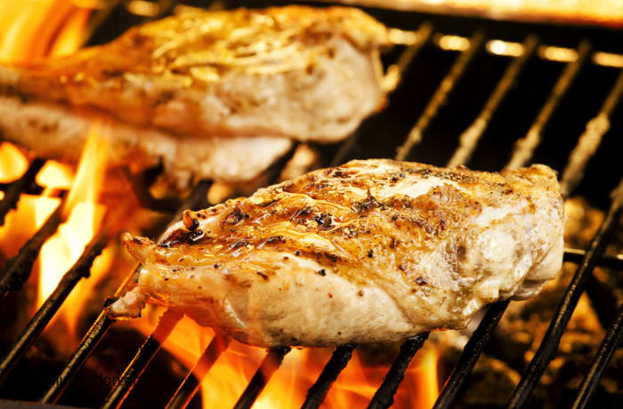 From the Grill - Chicken Breast