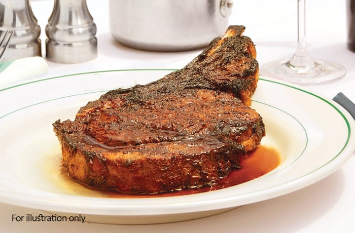 From the Grill - Rib-Eye Steak