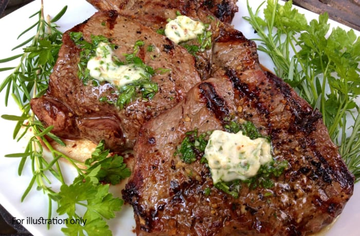 From the Grill - Sirloin