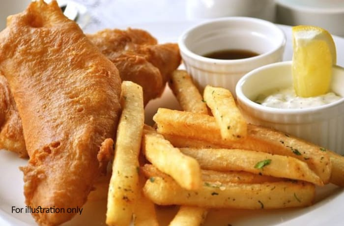 From the Sea - Classic Fish & Chips