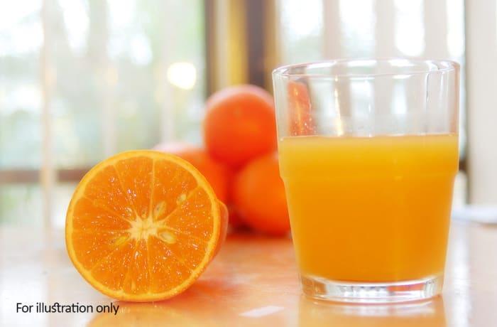 Juices - Freshly Squeezed Orange