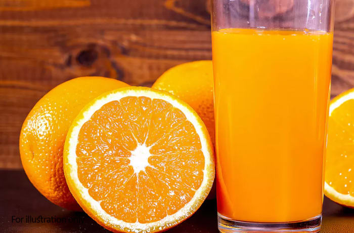 Juices - Orange