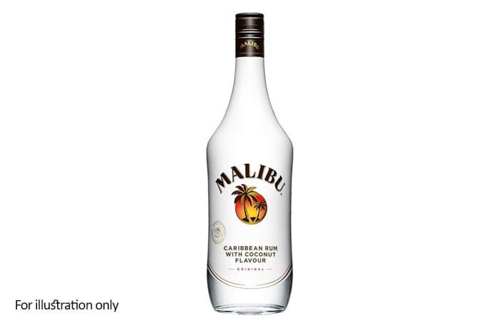 Liqueurs - Malibu