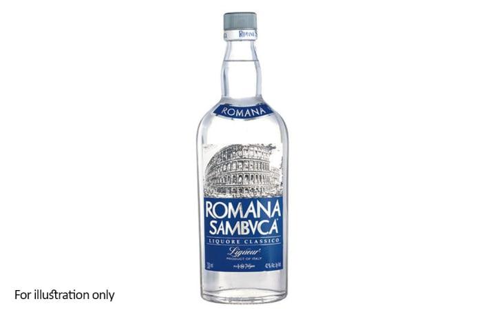 Liqueurs - Sambuca