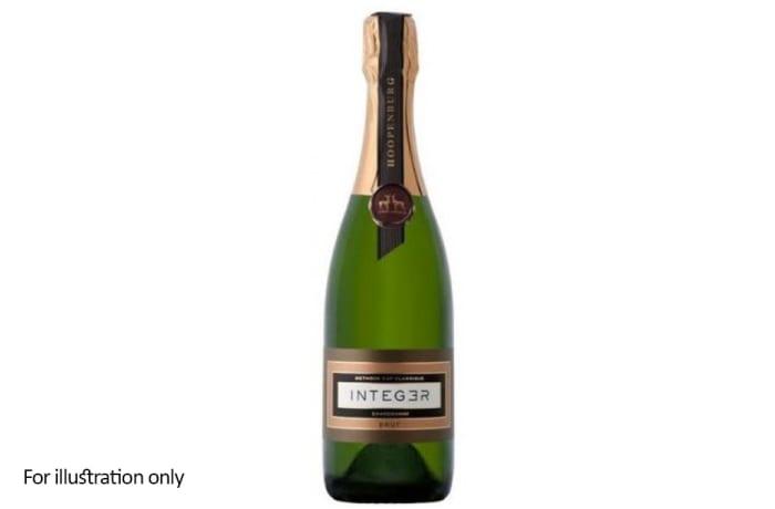 Wines by the Glass - Méthode Cap Classique - NV, Hoopenburg Integer MCC