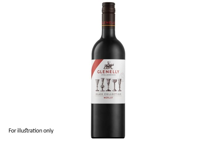 Red Wine - South Africa - Glenelly - Glass Collection, Merlot