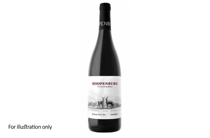Red Wine - South Africa - Hoopenburg, Pinot Noir