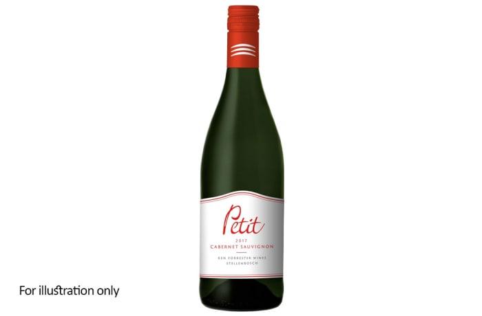 Red Wine - South Africa -  Ken Forrester - Petit, Cabernet Sauvignon