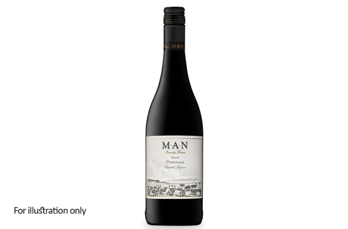 Red Wine - South Africa - Man Family Wines – Bosstok, Pinotage