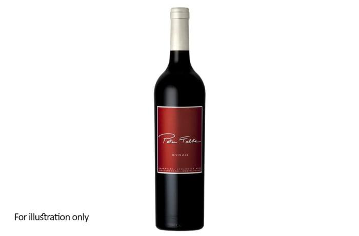 Red Wine - South Africa - Peter Falke – Signature, Shiraz