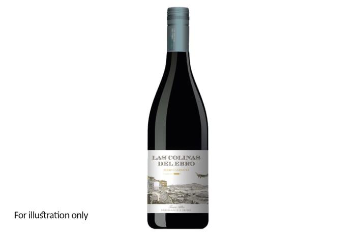 Red Wine - Spain - Las Colinas Del Ebro, Syrah & Garnatxa
