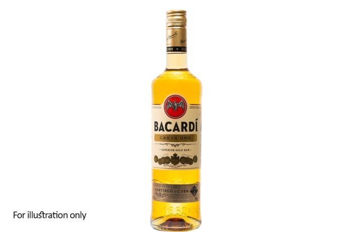 Rum and Other Sugar Spirits -  Bacardi Carta Oro