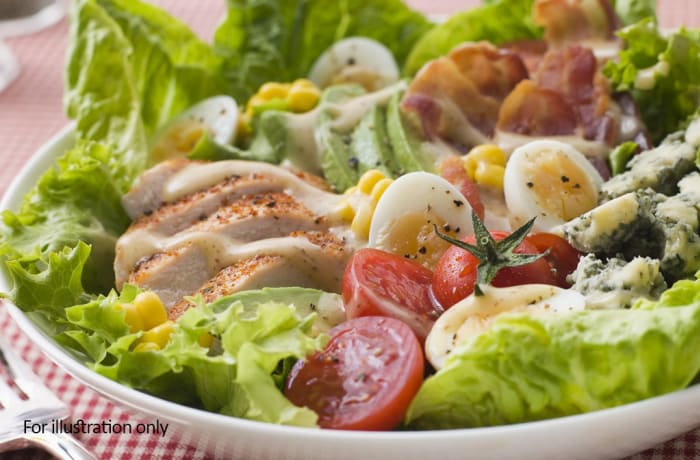 Salads - Classic Cobb Salad