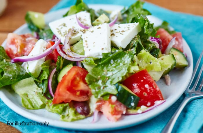Salads - Greek Salad