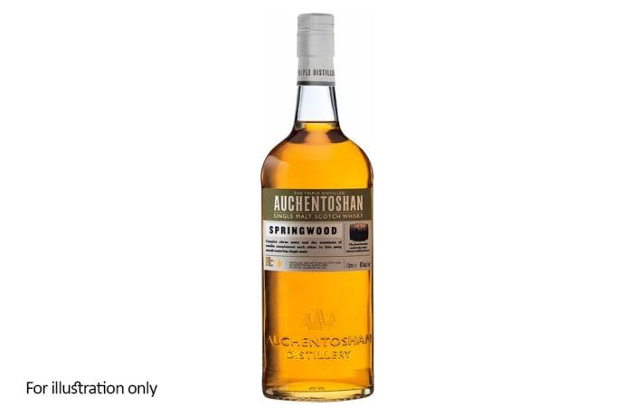 Scottish Malt Whiskies - Auchentoshan Springwood