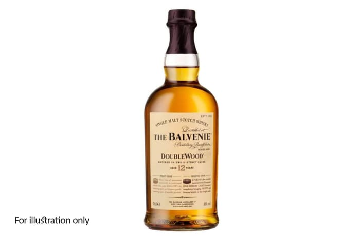 Scottish Malt Whiskies - Balvenie 12 Year Double Wood