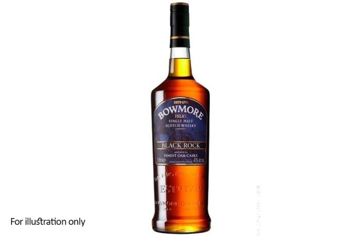 Scottish Malt Whiskies - Bowmore Black Rock