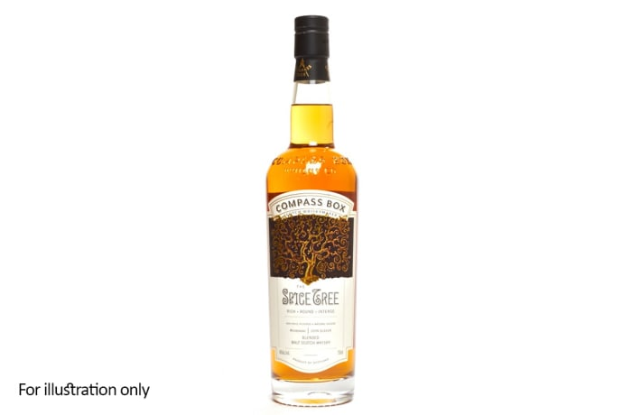 Scottish Malt Whiskies - Compass Box