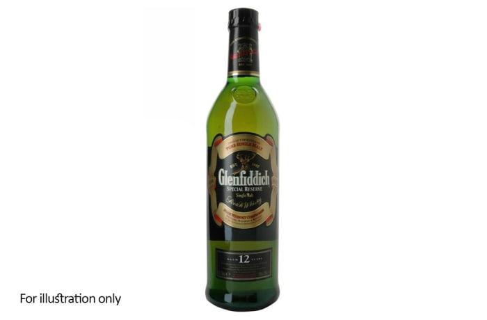 Scottish Malt Whiskies - Glenfiddich 12 Year Special Reserve