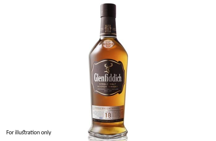 Scottish Malt Whiskies - Glenfiddich 18 Year Small Batch Reserve