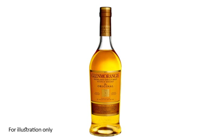 Scottish Malt Whiskies - Glenmorangie Original 10 Year
