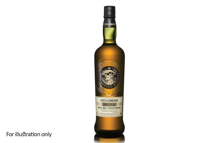 Scottish Malt Whiskies - Loch Lomond Single Grain