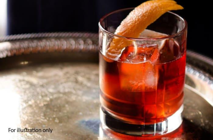 Signature Cocktails - Boulevardier