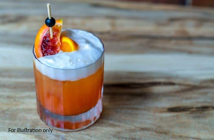 Signature Cocktails - Perfect Negroni