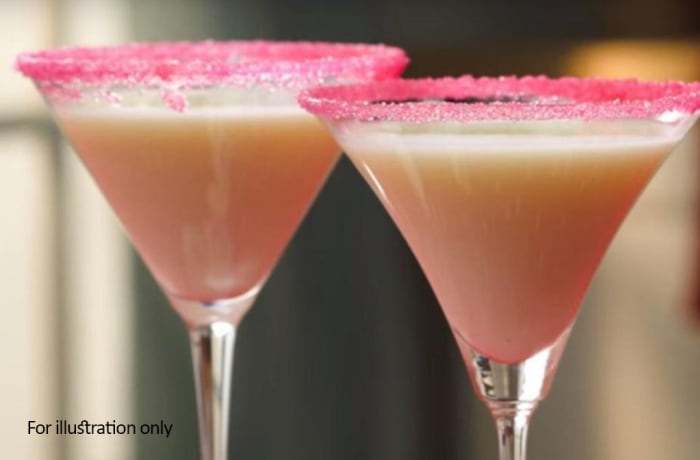 Signature Cocktails - White Chocolate Martini
