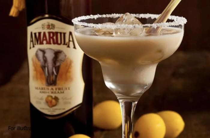 Signature Cocktails - Amarula Martini