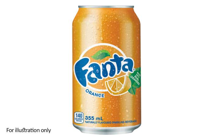 Soft Drinks - Fanta
