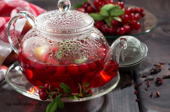 Beans And Leaves - Tea - Red Berries